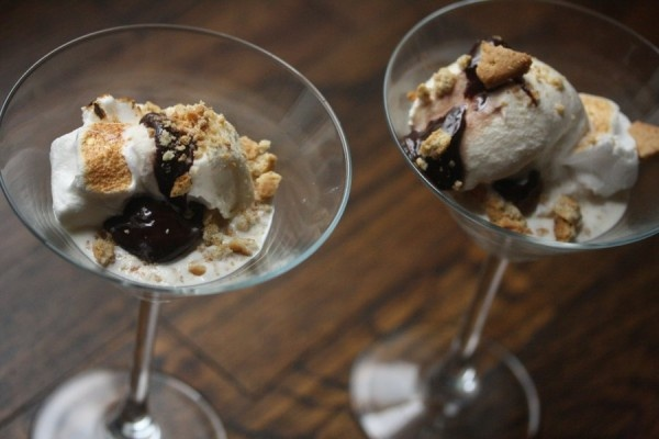 On the Job: S'mores Sundaes by our own fabulous Phoebe Lapine; http ...