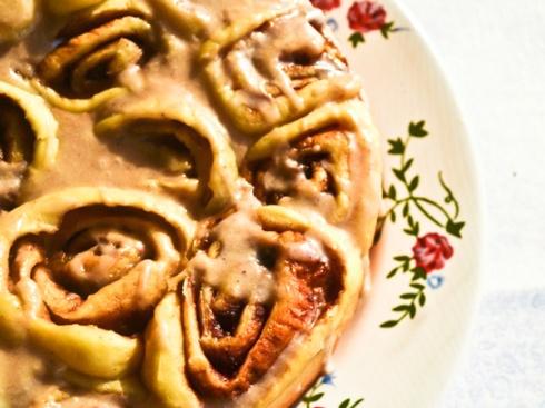 Cinnamon Buns | Yummy treats | Pinterest