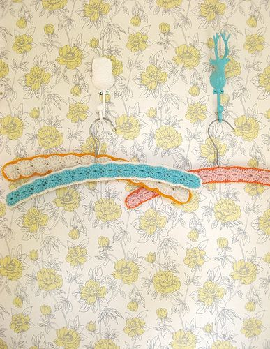 How to make pretty hangers