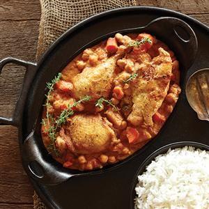 African Peanut Butter Stew | ... add sweet potato instead of potato