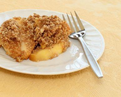 Homemade Apple Crisp **