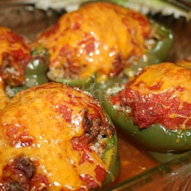 stuffed peppers peppers and onions beef sausage stuffed peppers