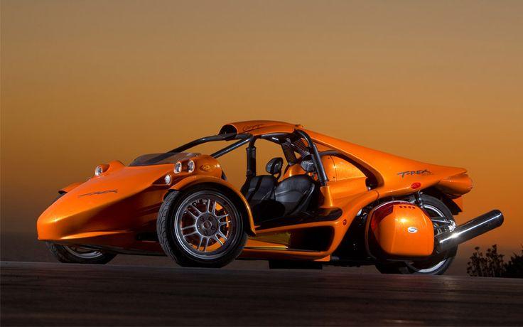 Campagna motors t rex and v13r the original 3 wheels vehicle html autos weblog