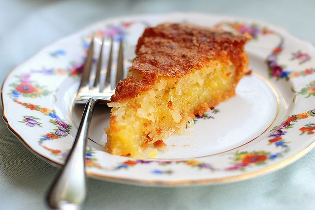 ... -French-Coconut-Pie-8 by Ree Drummond / The Pioneer Woman, via Flickr