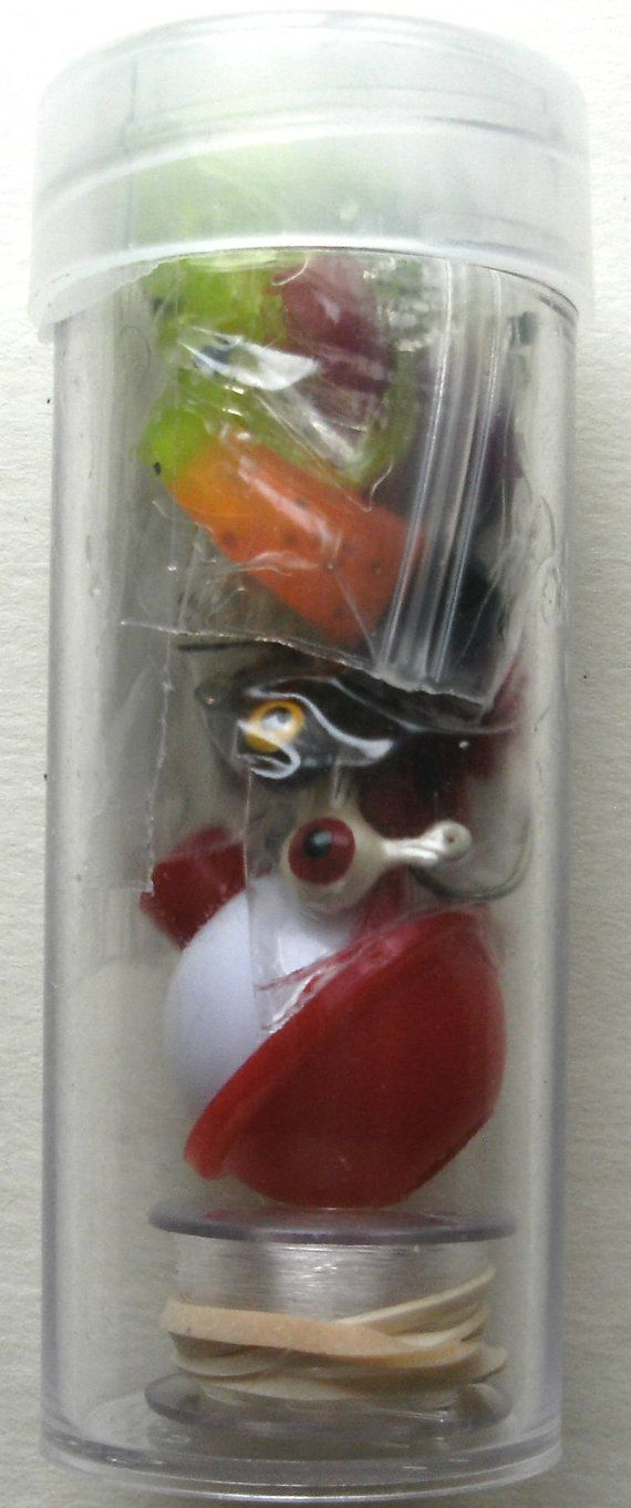 Pinterest discover and save creative ideas for Pocket fishing kit