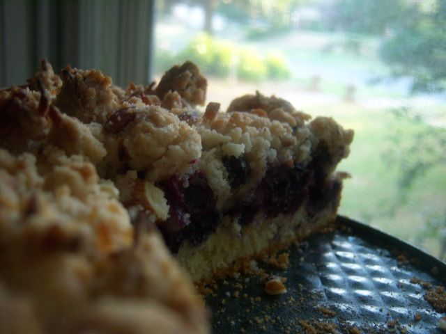 blueberry monster-crumb cake from Black Jack Bake House