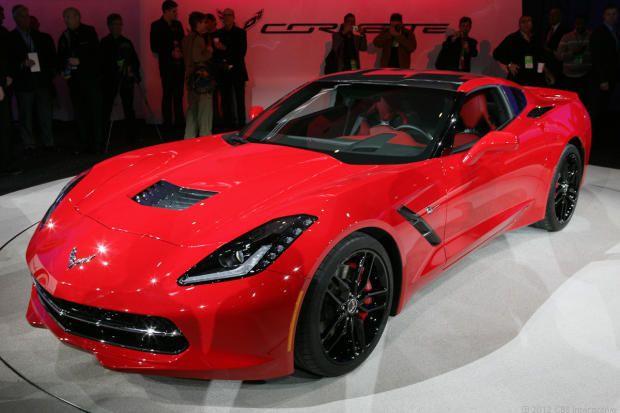 2014 Chevrolet Corvette: the Stingray returns