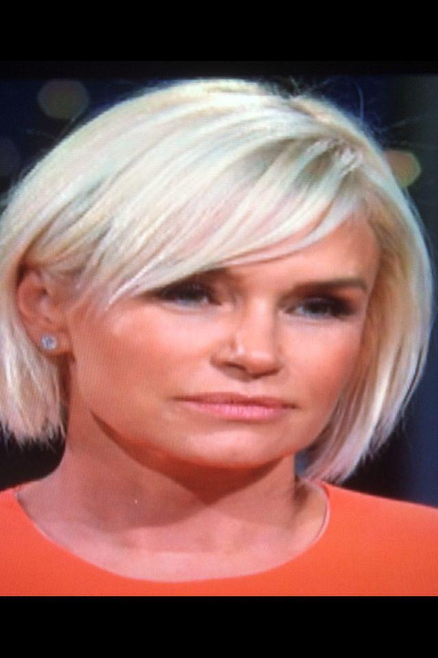 Yolanda foster new haircut