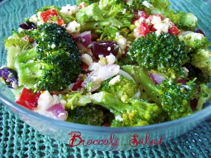 Broccoli Salad Recipe | SimplyRecipes