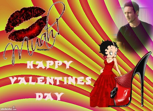 valentine betty boop graphics
