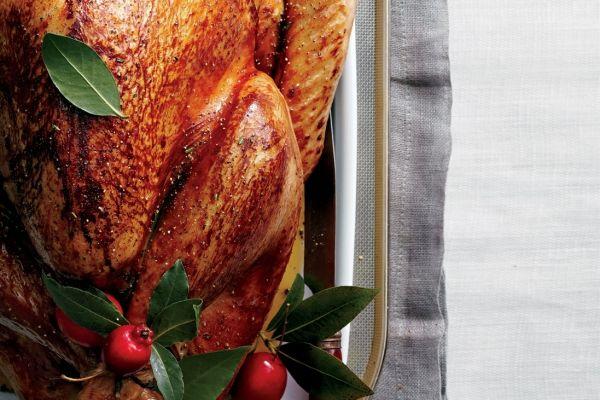 Cider-Brined Turkey with Gravy | Chicken and Turkey Recipes | Pintere ...