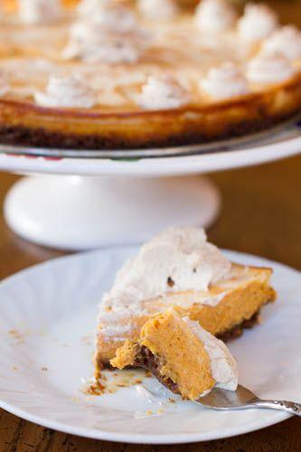 Pumpkin Cheesecake: warm pumpkin spices, notes of ginger, creamy ...