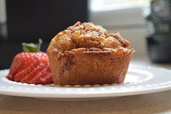 Strawberry-mango Muffins | Recipe