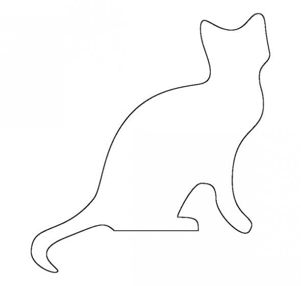 Free cat sewing pattern softies inspiration pinterest - Cat clothing patterns free ...