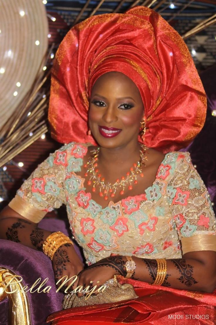 Bella Naija Hausa Weddings