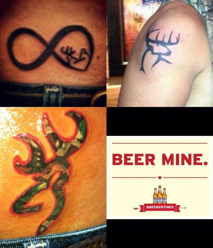buck commander tattoos