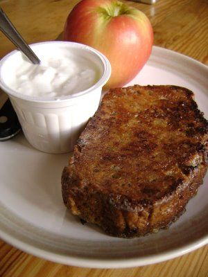 French toast with zucchini bread | Breakfast/Brunch | Pinterest