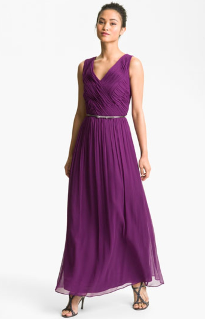 nordstrom bridesmaid dress all you need is the bridal