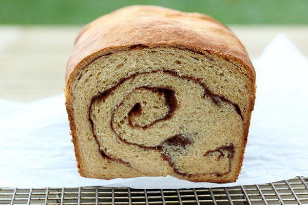 ... Stories: 100% Whole Wheat Cinnamon Swirl Bread | Avid Bakers Challenge