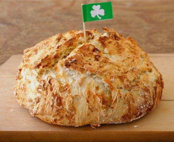 Irish Soda Bread | St. Patrick's Day | Pinterest