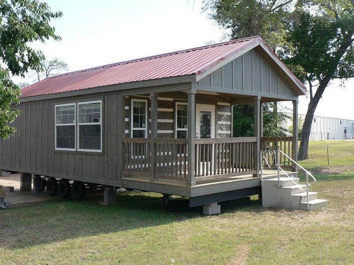 Park Model Homes Rv Park Model Homes In Texas