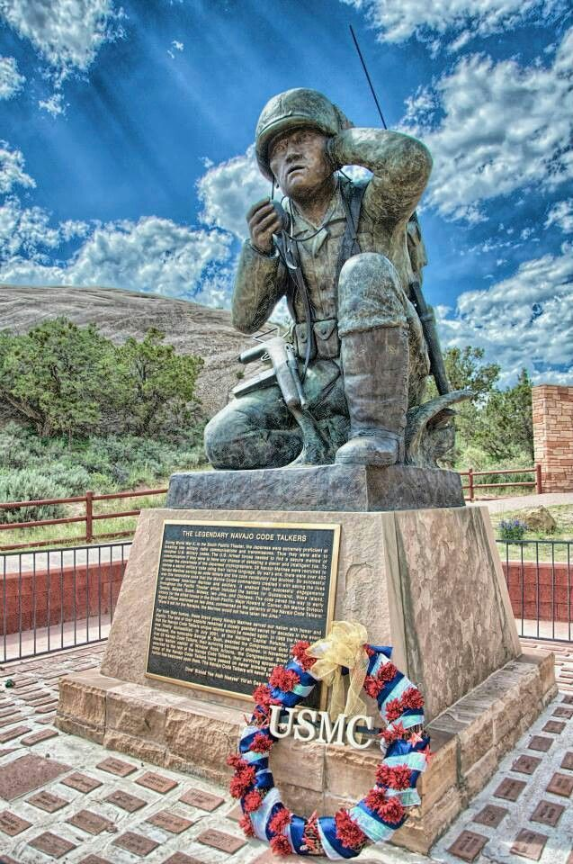the navajo code talkers Navajo code talkers given a day in their honor in arizona, they'll share aug 14 with the anniversary of the end of world war ii.