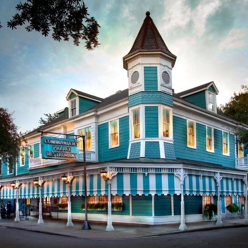 Commander's Palace. New Orleans | Places for Good Eats | Pinterest