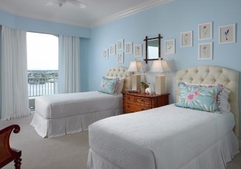 Baby blue guest room paint colors pinterest - Baby blue living room decor ...