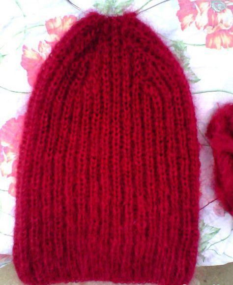 Узоры для вязания шапок бини