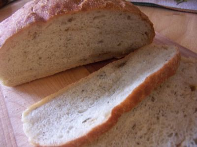 Bread Experience Blog: Potato Rosemary Bread: BBA