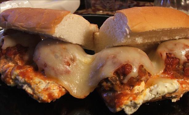Italian Meatballs from Food.com: I just plain love good meatballs ...
