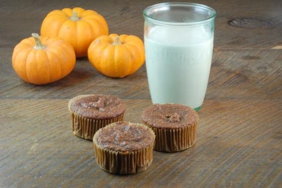 Pumpkin Spice Muffins | I love food..! | Pinterest