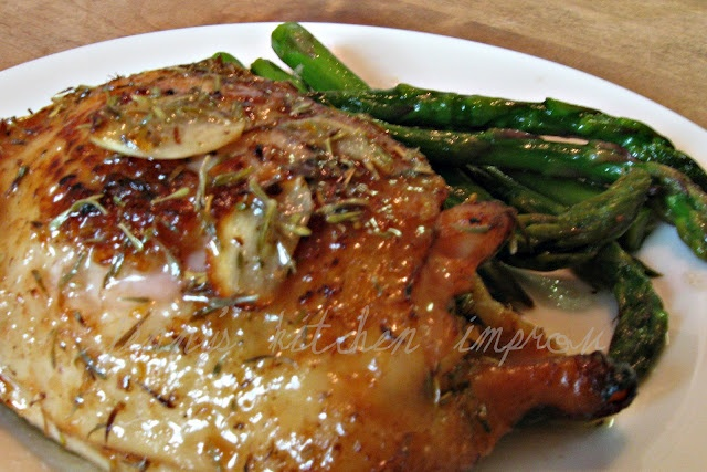 baked honey lemon chicken | yummo | Pinterest