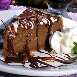 Mississippi Mud Cheesecake Allrecipes.com