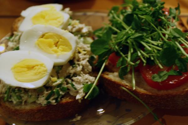 Tuna Nicoise Sandwich | Foodie Heaven | Pinterest