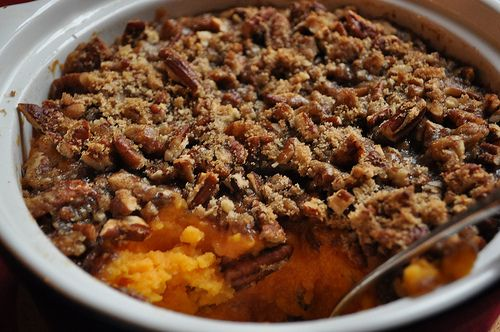 Sweet Potato Souffle | foood | Pinterest