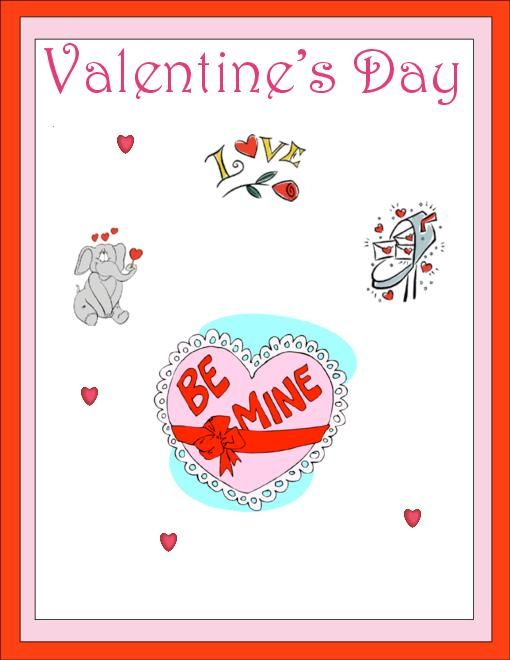 valentine coloring pages christian