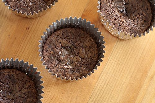 Brownie Bottom Ice Cream Cupcakes | Soo good | Pinterest