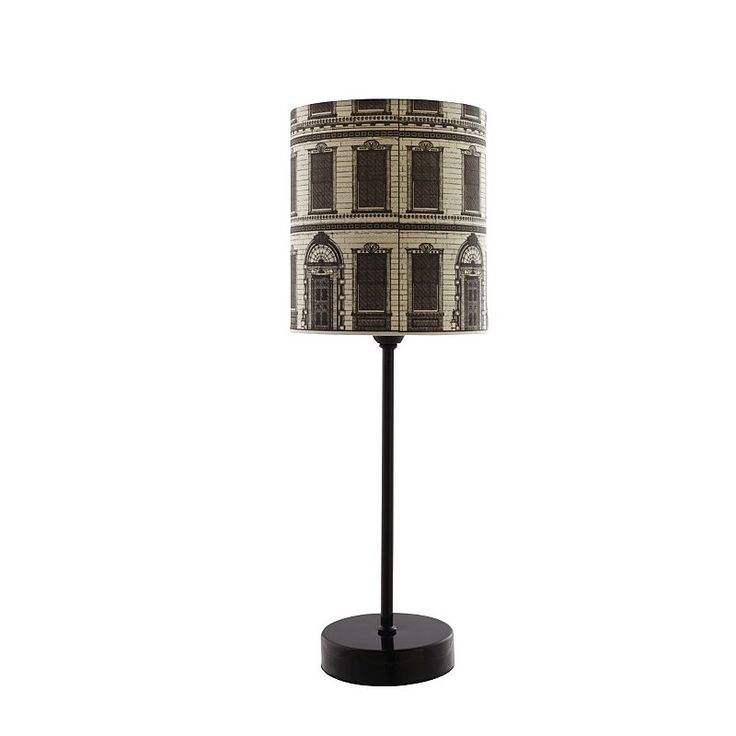 asda georgian houses stick table lamp table lamps asda. Black Bedroom Furniture Sets. Home Design Ideas