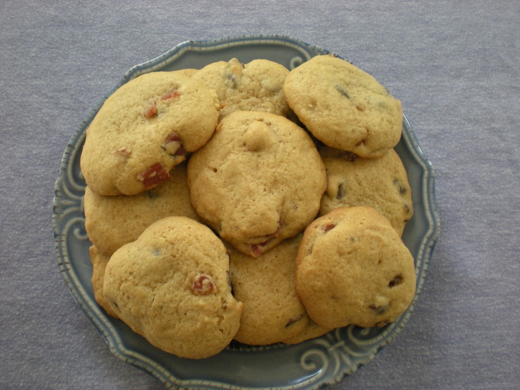 maple bacon chocolate chip cookies | Recipes - Yeah! (made) | Pintere ...