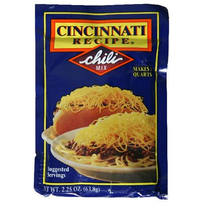 Add Chili over Spaghetti Noodels and top with Shredded Cheddar Cheese ...