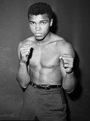 muhammad aliYoung Muhammad Ali Boxing