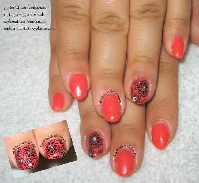 ~ Gel Nails ~ Bling ~ Shellac ~ Stamping ~ Natural Nail Gel Overlay