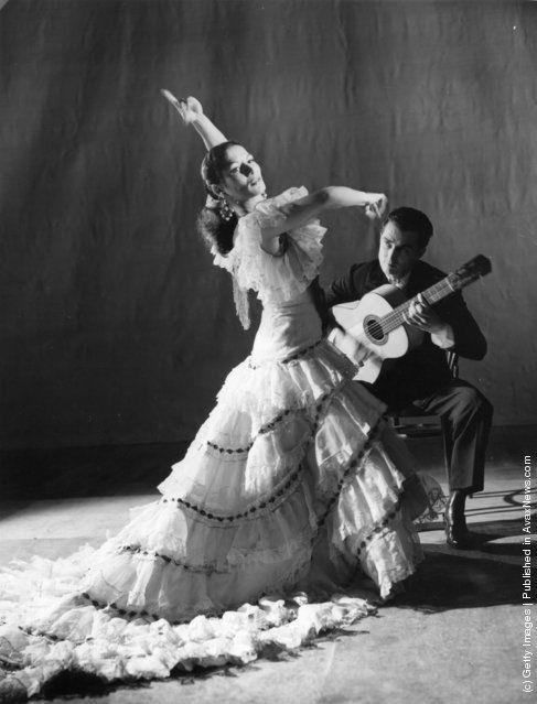 Carmen Amaya | Flamenco | Pinterest