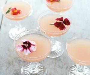 Lillet Rose Spring Cocktail   Recipes   Pinterest