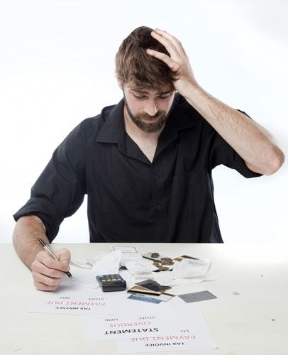 How to start repairing your bad credit debt to freedom com