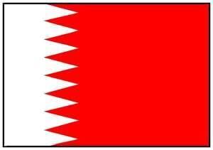 bahrain flag image