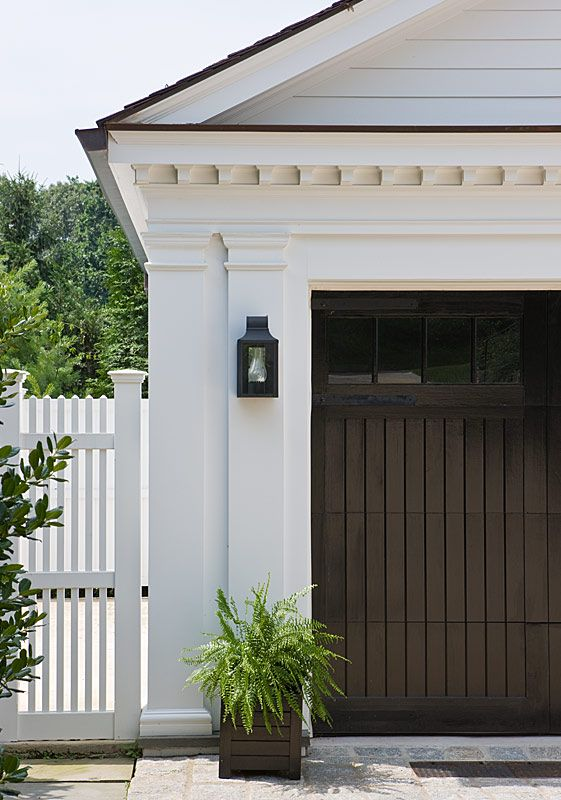 Architectural details for the garage dream home for Exterior garage lights