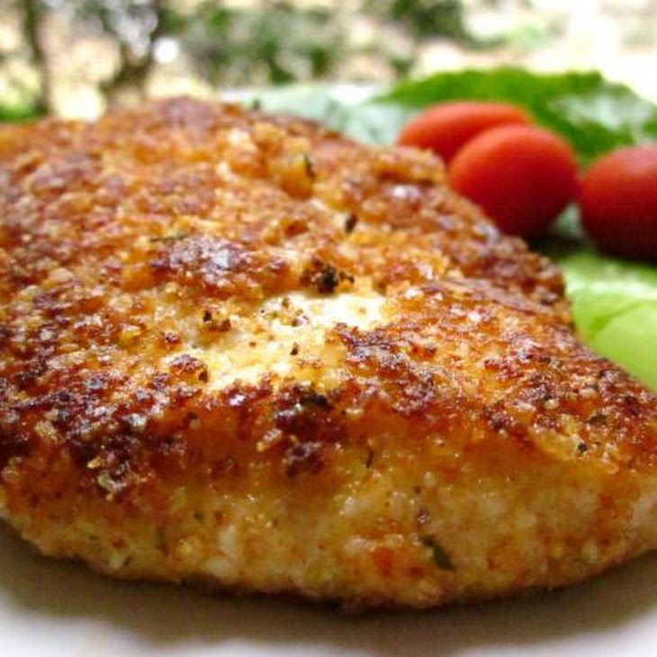 Quick and Tasty Parmesan Chicken | Food | Pinterest