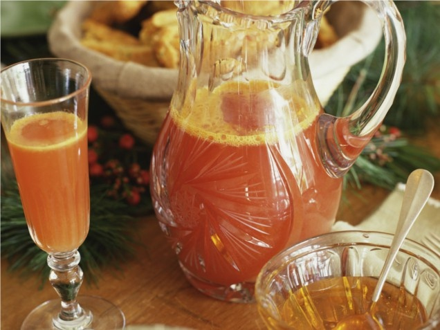 Blood Orange Mimosa | Because a girl must have fun | Pinterest
